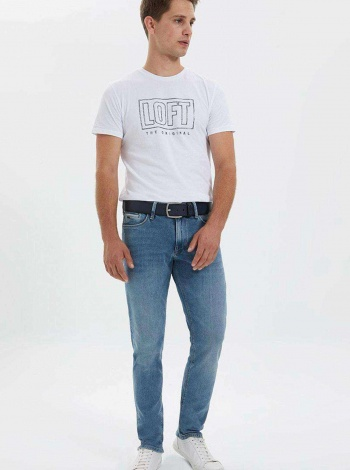 Loft Erkek Terry Brown Slim jean