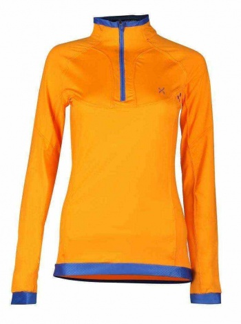 EXUMA Kadın Orange Sweat T-shirt  172211