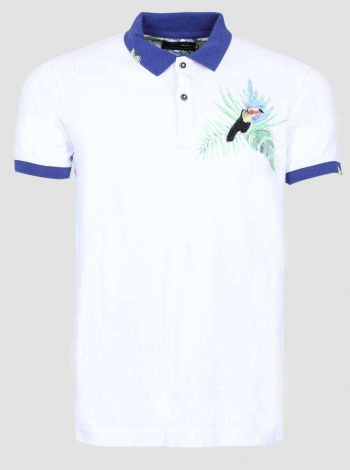 Lufian Ervin Smart Polo T-shirt
