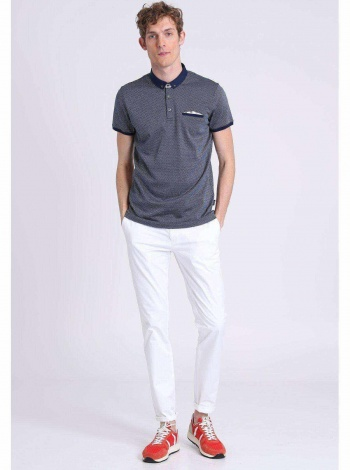 Lufian Alvaro Smart Polo T-shirt