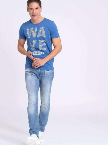 Lufian Slim Fit Elwood T- Shirt