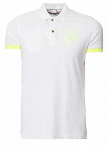 Lufian Slim Fit Eston Basic Polo T- Shirt