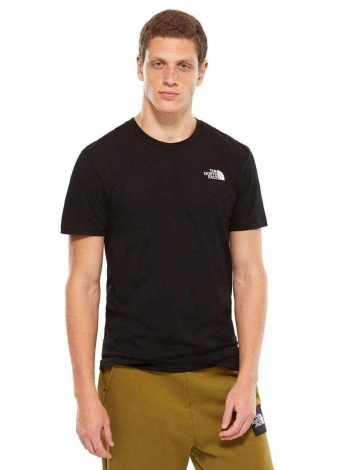 The North Face Simple Dome Tee - Siyah
